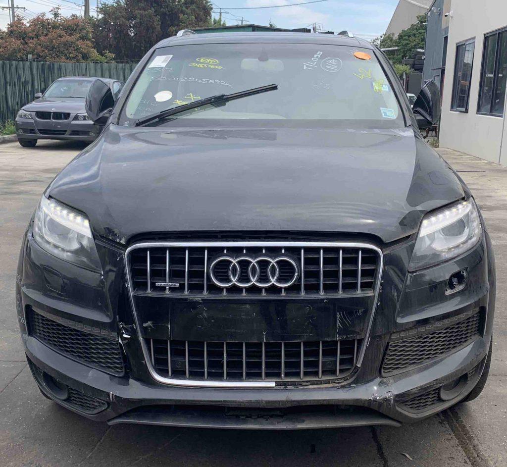 Audi Q7 Diesel: German Auto Parts Pty Ltd