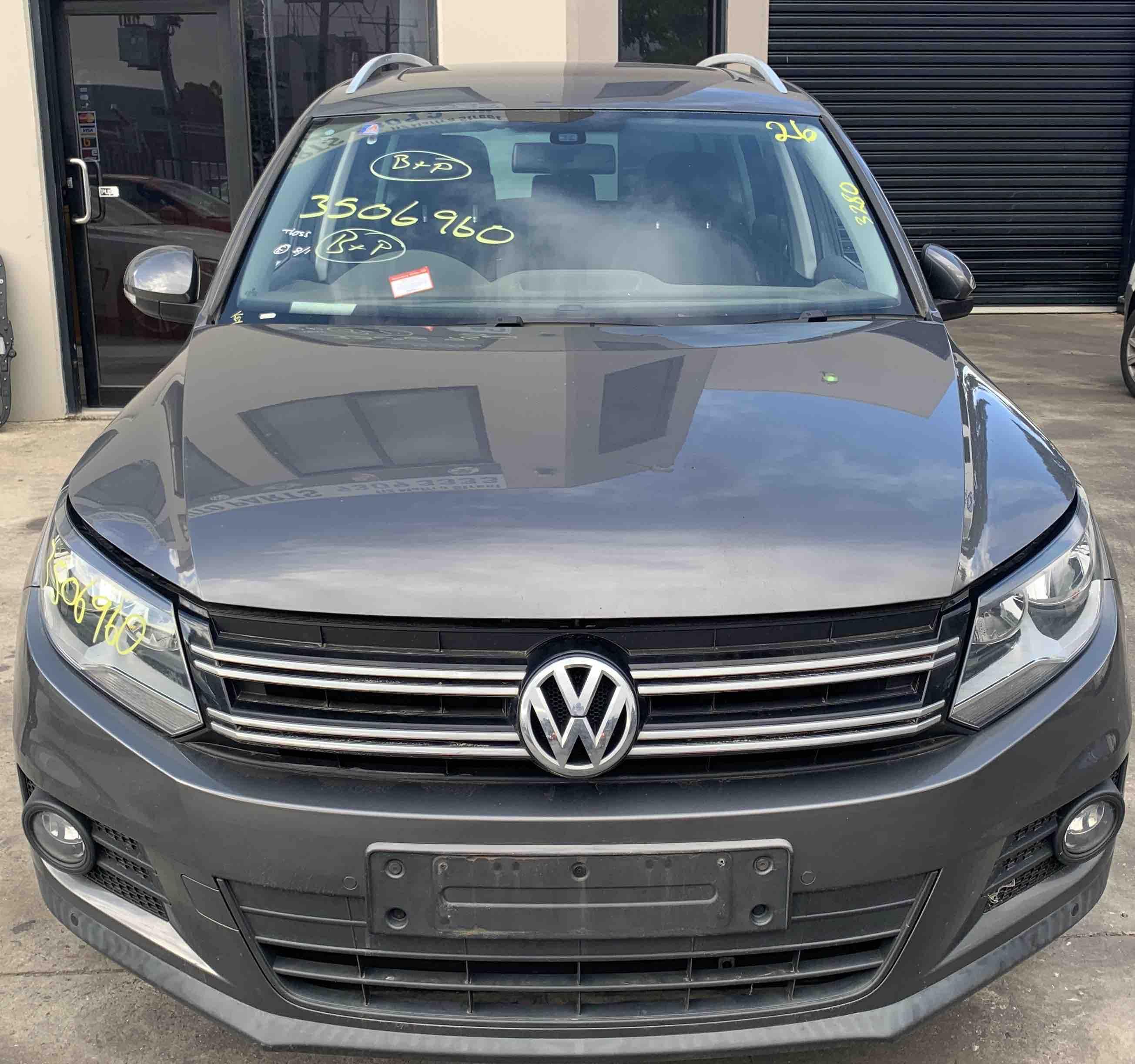 VW TIGUAN 5N 2012