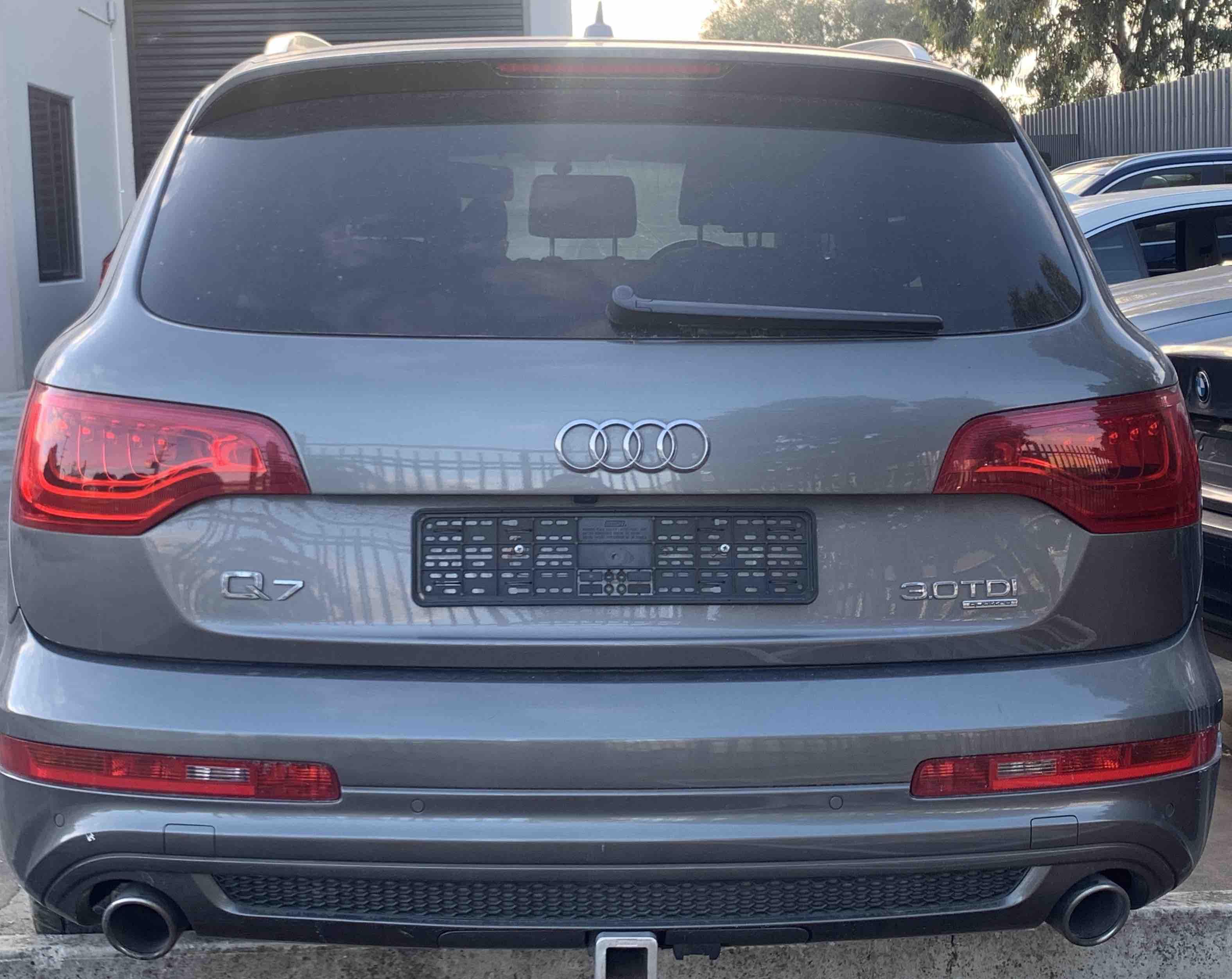 Audi Q7 4L 3.0d 2011