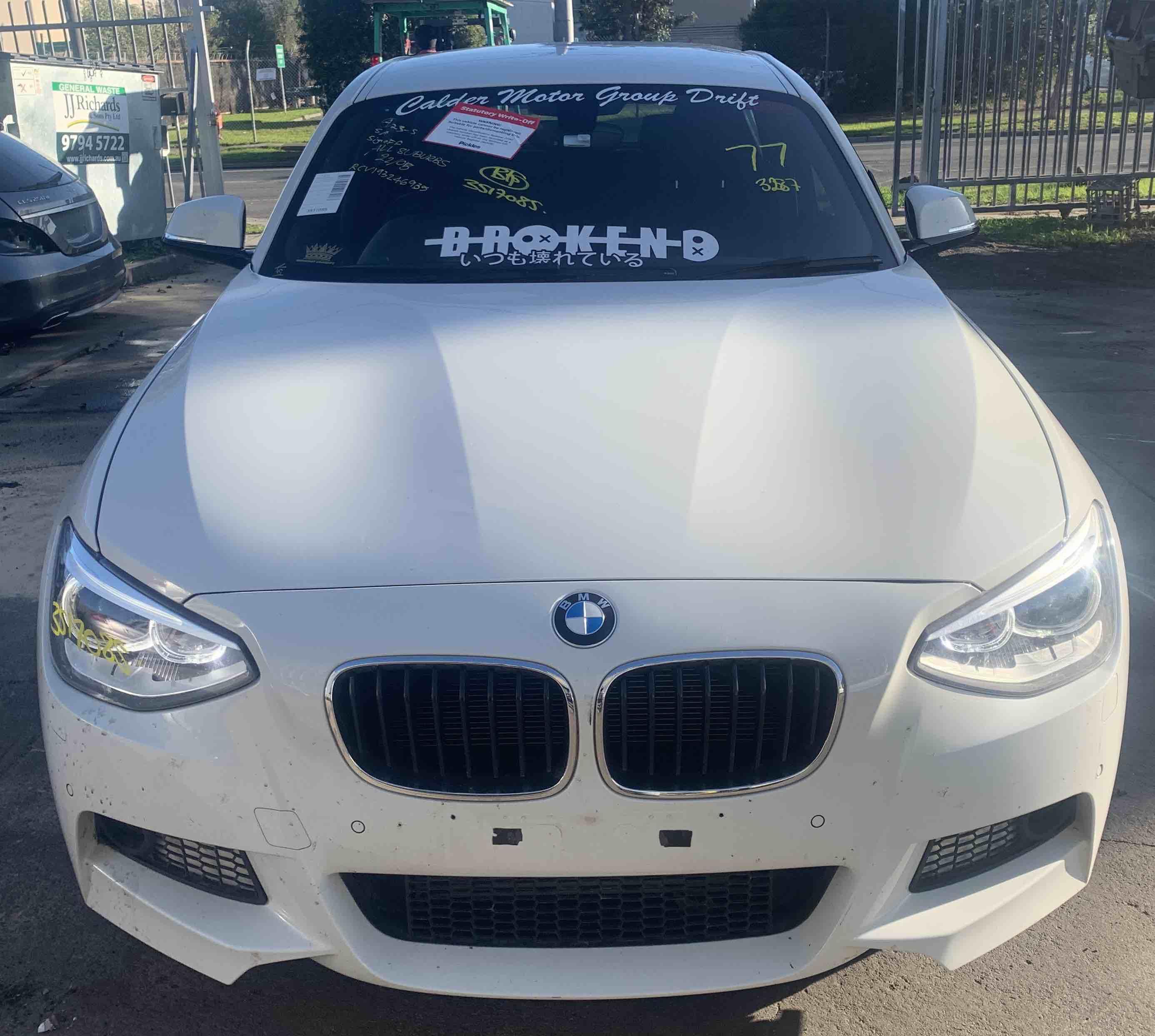 BMW F20 125i