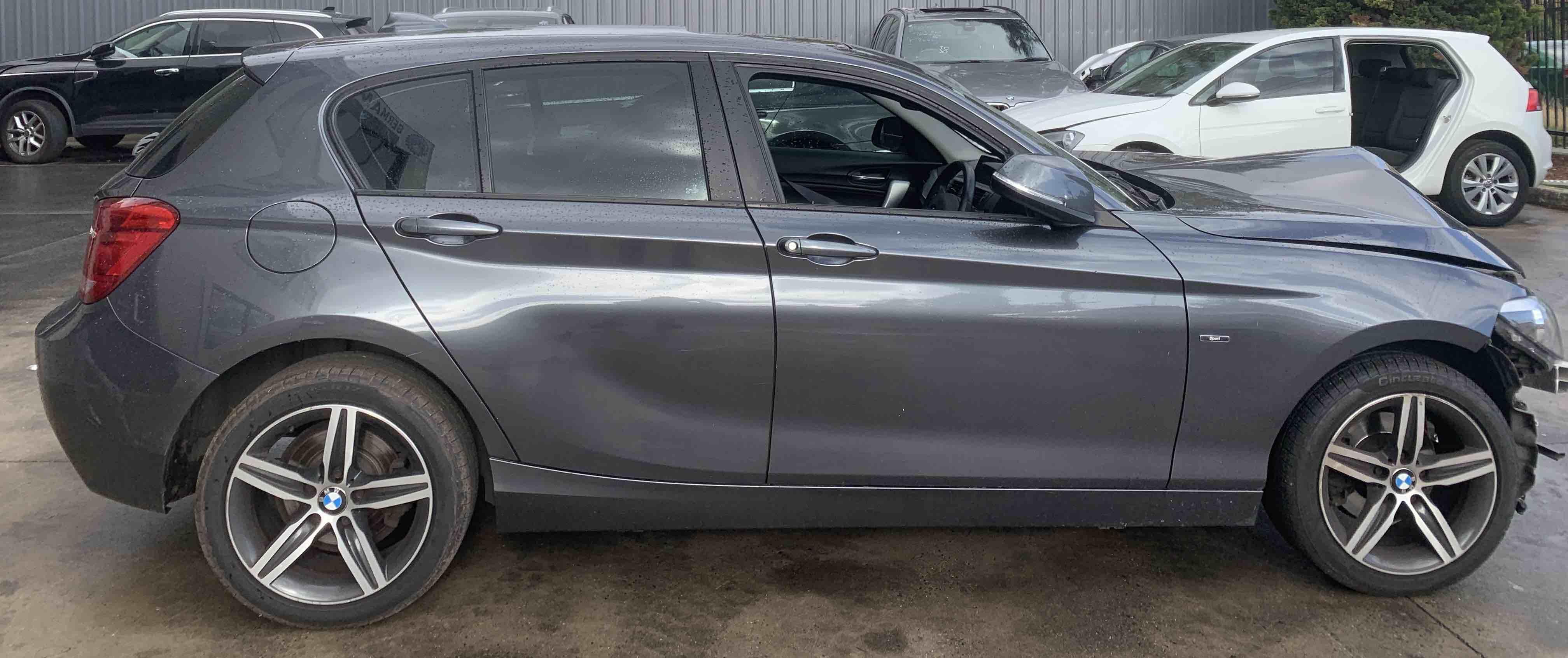 BMW F20 118i