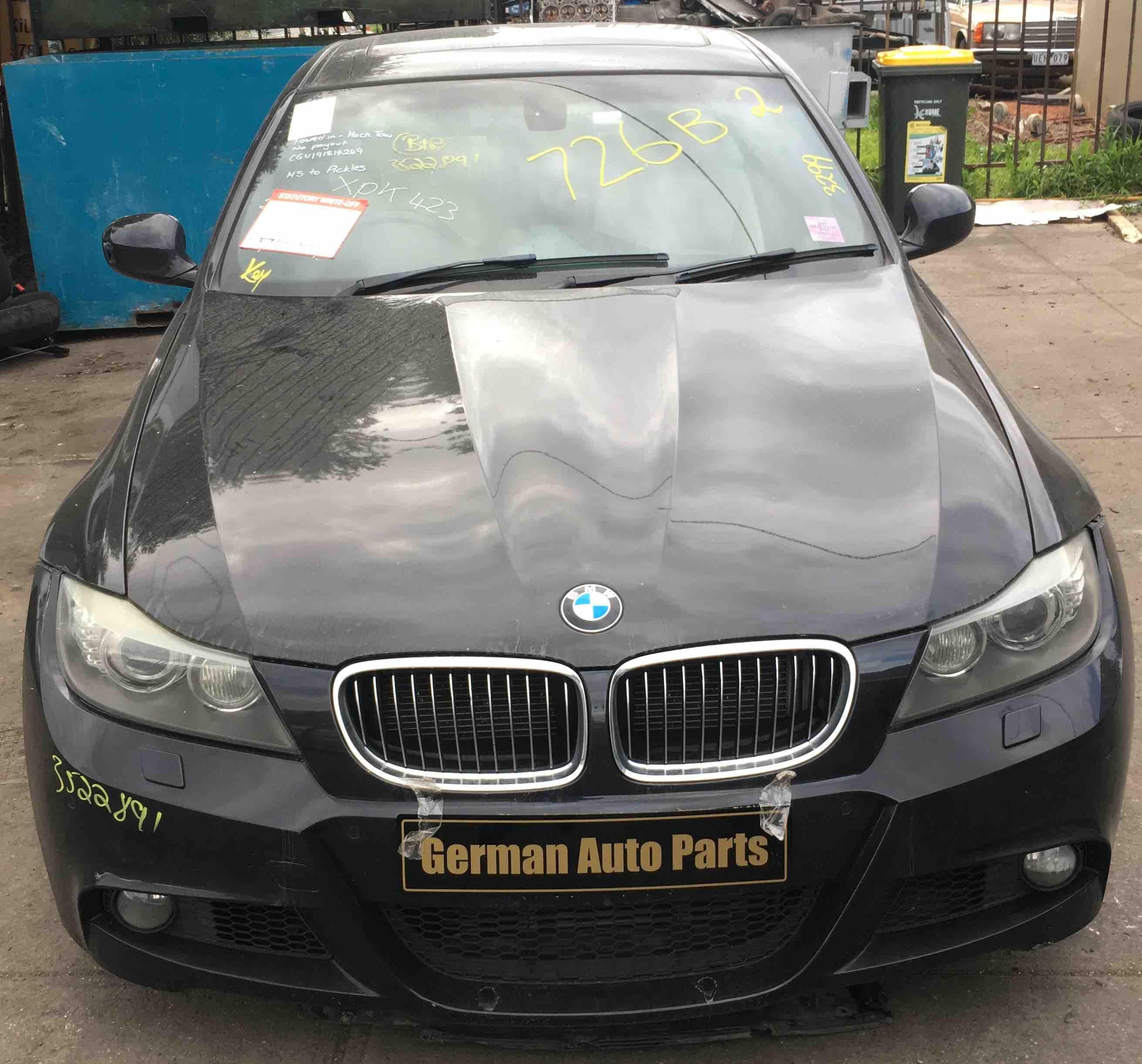 BMW 335I E90 2010