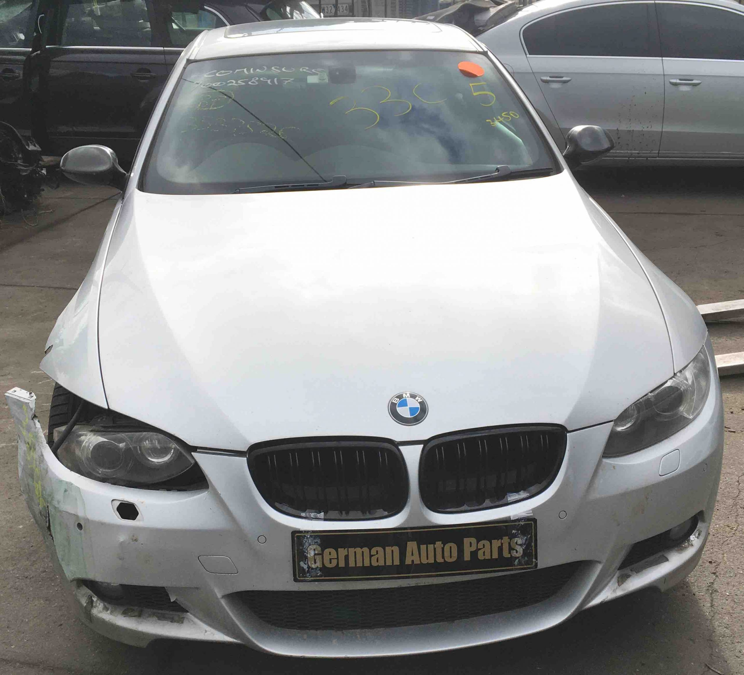 WRECKING BMW E92 335I 2008