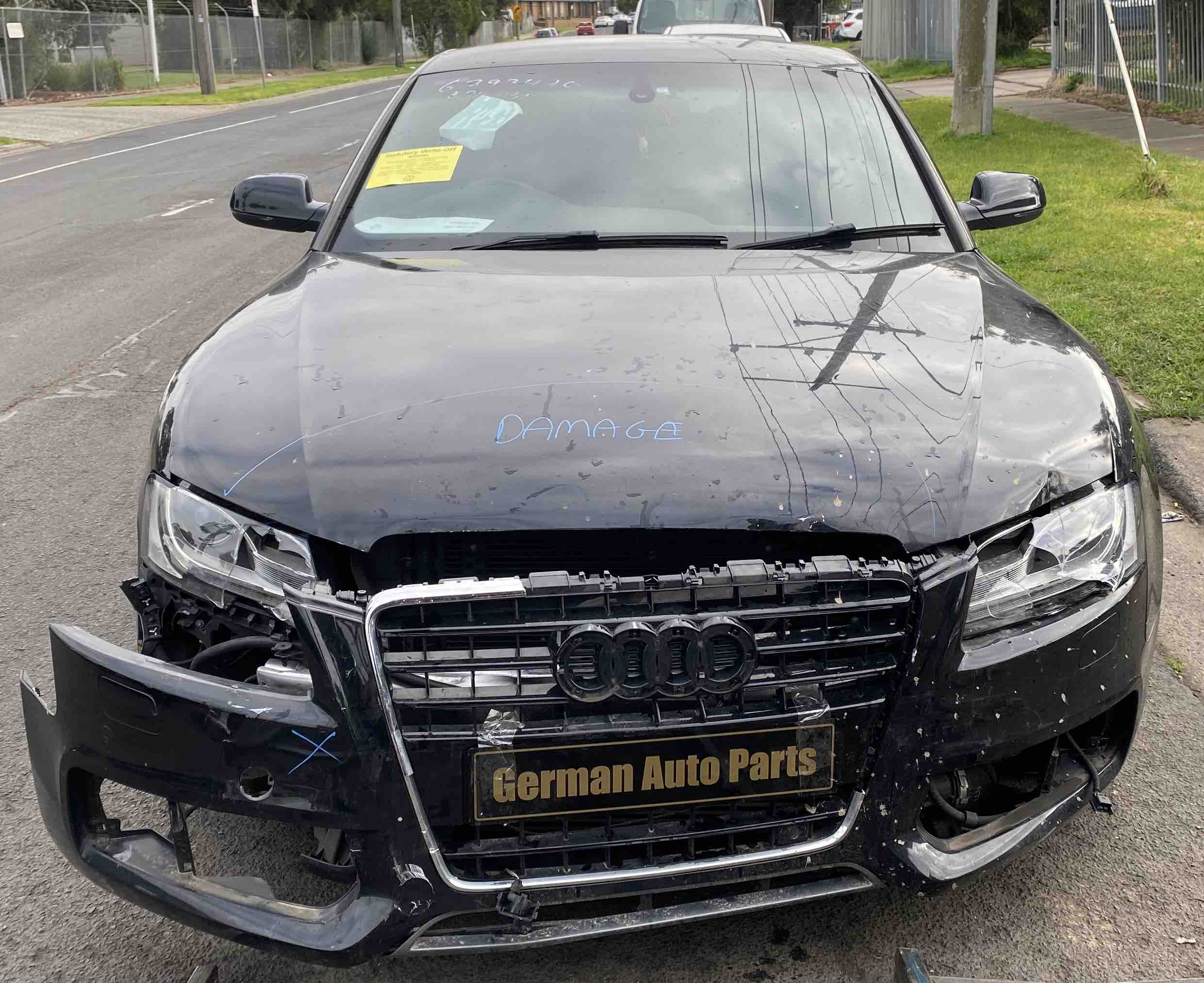 WRECKING AUDI A5 COUPE 2009