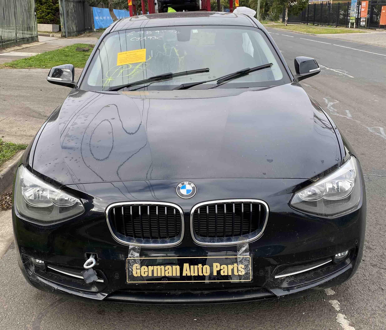 WRECKING BMW F20 125I 2012
